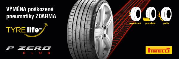 Pirelli Tyre Life